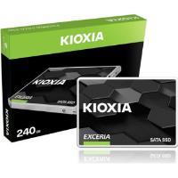 "KIOXIA Exceria 240GB SSD DİSK LTC10Z240GG8 555/540MB/s 2.5""3D Flash, Sata3"