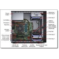 LENOVO ThinkSystem ST50 Xeon E-2124G (4C 3.4GHz 8MB Ca/71W) 8GB(1x8GB UDIMM 2x2TB SATA HDD SATA RAID, 1x250W 7Y48A007EA