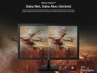 "LG 23.8"" 24MK430H-B 1920x1080 5MS IPS HDMI/VGA SIYAH"