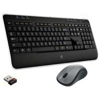 LOGIITECH MK520 Kablosuz 2.4 GHz 920-002604  Klavye Mouse Set