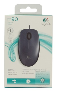 LOGITECH M90 910-001793 USB OPTİC KABLOLU MOUSE