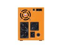 MAKELSAN MU02200L11LX005 LION X 2200 VA Line-Intractive Lion X 2000VA 4-8 Dk 2x9AH Akülü K.GÜÇ KAYNAĞI