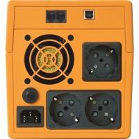 Makelsan Lion 2200VA LCD Ekran 2x9Ah Akülü 4-8Dk Line Interactive UPS MU02200L11MP005