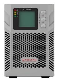 MAKELSAN POWERPACK 3KVA K.G.K 6X12V9AH MU03000N11DTV02 Online Kesintisiz Güç Kaynağı