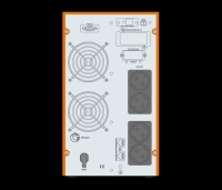 MAKELSAN POWERPACK SE 2KVA K.G.K 4X12V 9AH MU02000N11DTV02 Online Kesintisiz Güç Kaynağı