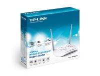 TP-LINK TD-W9970 4 PORT 300MBPS ADSL/VDSL