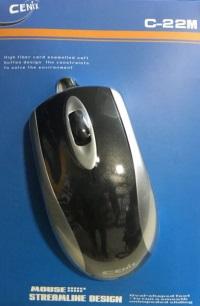 CENİX C-22M  KABLOLU PS2 MOUSE