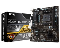 MSI A320M-PRO-VH PLUS DDR4 S+V+GL AM4 (mATX)