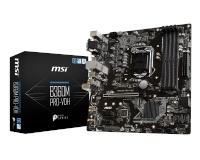 MSI B360M PRO-VDH  B360 DDR4 M.2 1151p-8N B360M PRO-VDH