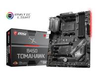 MSI B450 TOMAHAWK MAX DDR4 AM4 2400/3200 NVme m.2 AM4 Anakart