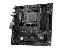MSI B450M BAZOOKA MAX WIFI DDR4 M2 PCIe NVME HDMI PCIe 16X v4.0 AM4 mATX