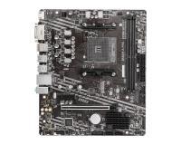 MSI B550M-A PRO AM4 DDR4 4600(OC) HDMI VGA DP M.2 USB3.2 MATX