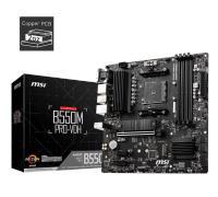 MSI B550M PRO-VDH AM4 DDR4 4400(OC) HDMI  Anakart