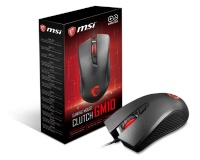 MSI CLUTCH GM10 GAMING MOUSE 2400DBI MOUSE