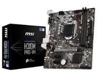 MSI H310M PRO-VH H310 DDR4 2666 GLAN 1151p-8