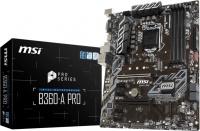 MSI INTEL B360-A PRO B360 DDR4 2666M M.2 SATA