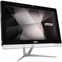 """MSI PRO 20EXTS 8GL-012XTR Intel Celeron N4000 4GB 1TB Freedos 19.5"""" All In One Bilgisayar"""