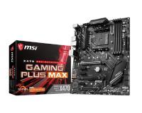 MSI X470 GAMING PLUS MAX AM4 DDR4 SES GLAN HDMI