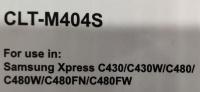 MY SAMSUNG MUADİL TOMER CLT-M404S C430/C432/C433/C480/C482/C483/C483W KIRMIZI