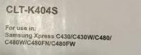 MY SAMSUNG MUADİL TOMER CLT-K404S C430/C432/C433/C480/C482/C483/C483W Siyah