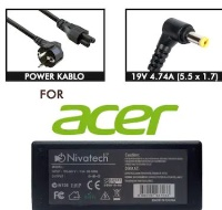 NIVATECH BC943 19/4.74(5.5*1.7)ACER NOTEBOOK ADAPTOR