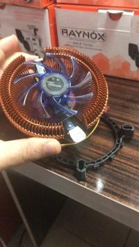 NIVATECH  K5-1   1155/1156/AMDCPU FAN COMBO İŞLEMCİ FANI