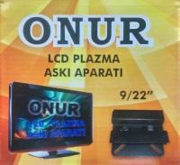 """ONUR LCD ASKI APARATI (9-22"""")    ( Eyl.22) monitör televizyon (tv)  askı aparatı"""