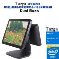TAZGA Dpc-B3000/J1900/4GB/64GB SSD/15.6 M.EKRAN
