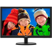 "PHILIPS 18.5"" 193V5LSB2-62 Led Monitör 5ms Siyah"