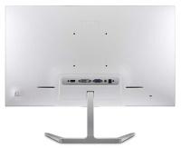 "PHILIPS 23,6"" 246E7QDSW/00 LED Monitör 5ms Beyaz Wide VGA DVI HDMI MHL  VESA ASILABLİR MONİTÖR"