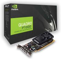 PNY P1000 V2 5GB 128Bit DDR5 4xMini Dısply Ekran KARTI