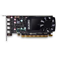 PNY QUADRO P620 DVI 2GB 128Bit GDDR5 16x  VCQP620DVI-PB