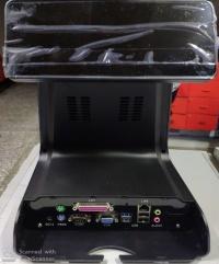 POSSAFE HD-150 J1800/4GB/64GB/15''ÇİFT EKRAN FREDOS