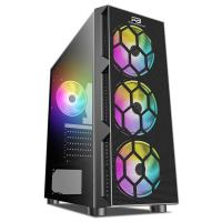 POWERBOOST VK-D501M 650W 80+ Mesh Rainbow