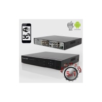 POWERGATE LINE-G04 4K 2Mpix GM 3G 1080N 5in1 DVR