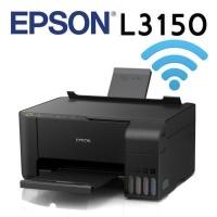 EPSON L3150 RENKL TANKLI YAZ/TAR/FOT WIFI   C11CG86405