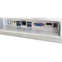 "QUADRO DPC RAPID TOUCH HM6522 I3 T2350 4GB 500GB 21.5""DOKUNMATİK  BİLGİSAYAR"