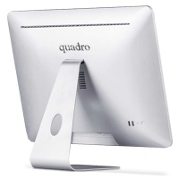 Quadro Rapid HM6522-32424 Intel Core i5-3210M 4GB Ram 240GB SSD 21.5 inç Freedos All in One Bilgisayar DOKUNMATİK PC AIO