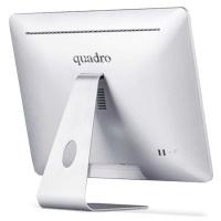 Quadro Rapid HM6522-32424 Intel Core i5-3210M 4GB Ram 240GB SSD 21.5 inç Freedos All in One Bilgisayar DOKUNMATİK PC AIO