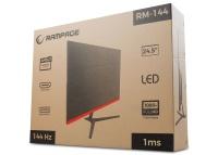 Rampage RM-144 24,5inç Led 144Hz 1ms 2xHDMI/DP Flat Oyuncu Monitörü