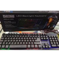 RAYNOX PRO-K1000 Mekanik Oyun Klavye Işıklı USB -