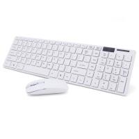 RAYNOX RX-k12 SLIM BEYAZ Kablosuz KLAVYE + Mouse Set -