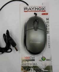 RAYNOX RX-M01 Usb Notebook Mouse 1000 Dpi