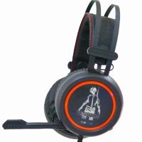 RAYNOX V6 Siyah/TURUNCU Oyuncu Usb Mikrofon