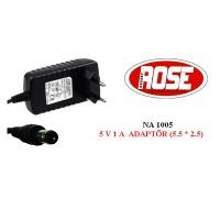 ROSE NA-1005 5V/1A USB ÇOK.MODEM ADAPTÖRÜ