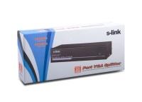 S-link SL-5508 8 VGA 500Mhz Monitör Çoklayıcı