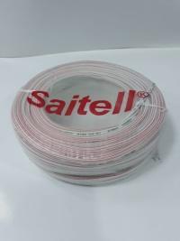 SAITELL SD-265 2X075 100M ELEKTRİK KABLOSU ELEKTİRİK KABLOSU
