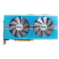SAPPHIRE RX590 8GB DDR5 256BIT 11289-01-20G  Special Edition Blue