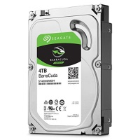 "SEAGATE 4TB 256MB 5400RPM 3.5""  SATA3 6Gb/s PC HDD ST4000DM004"