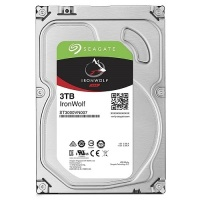 "SEAGATE 5900RPM 64MB NAS IRONWOLF 3tb  3.5"" disk"